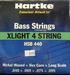 Hartke HSB 440 set bassnaren