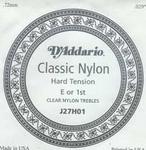 D'addario classic nylon J27H01 losse hoge  E snaar