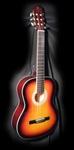 Gomez 001 klassieke gitaar Vintage sunburst