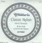 D'addario classic nylon J27H02 losse B snaar