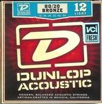 Dunlop Accoustic 80/20 bronze  Light 12-54