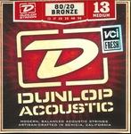 Dunlop Accoustic 80/20 bronze Medium 13-56