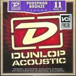 Dunlop Accoustic Phosfor bronze Medium Light 11-52