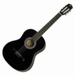Gomez 036 3/4 gitaar Zwart