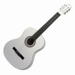 Gomez 036 3/4 klassieke gitaar Wit